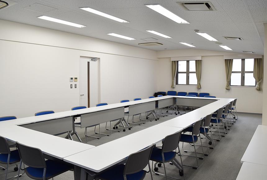 忠岡町総合福祉センター : 大会議室 : Image Gallery02