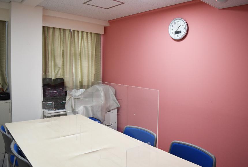 忠岡町 総合福祉センター : 小会議室