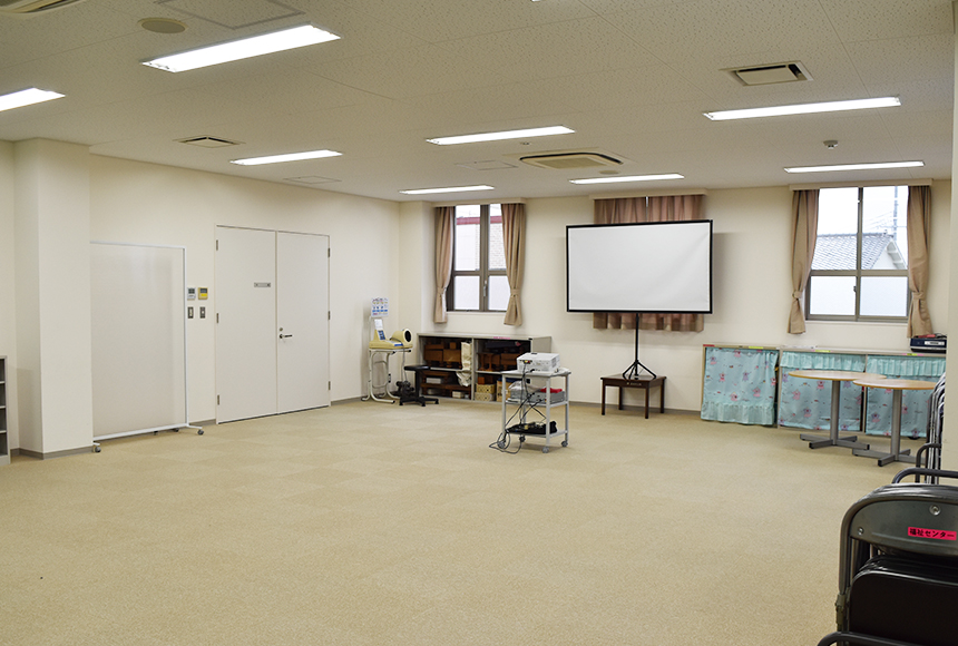 忠岡町総合福祉センター : 中ホール : Image Gallery01