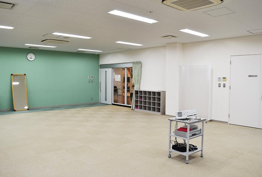 忠岡町総合福祉センター : 中ホール : Image Gallery02