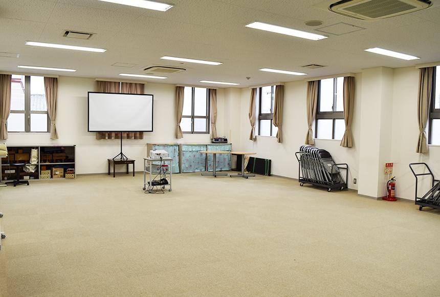 忠岡町総合福祉センター : 中ホール : Image Gallery03