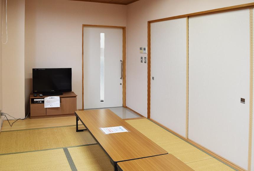 忠岡町総合福祉センター : 和室「さつき」 : Image Gallery01
