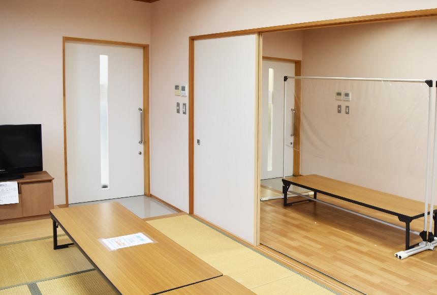 忠岡町総合福祉センター : 和室「さつき」 : Image Gallery03