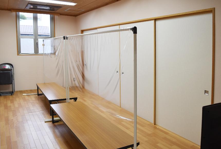 忠岡町総合福祉センター : 和室「くす」 : Image Gallery01