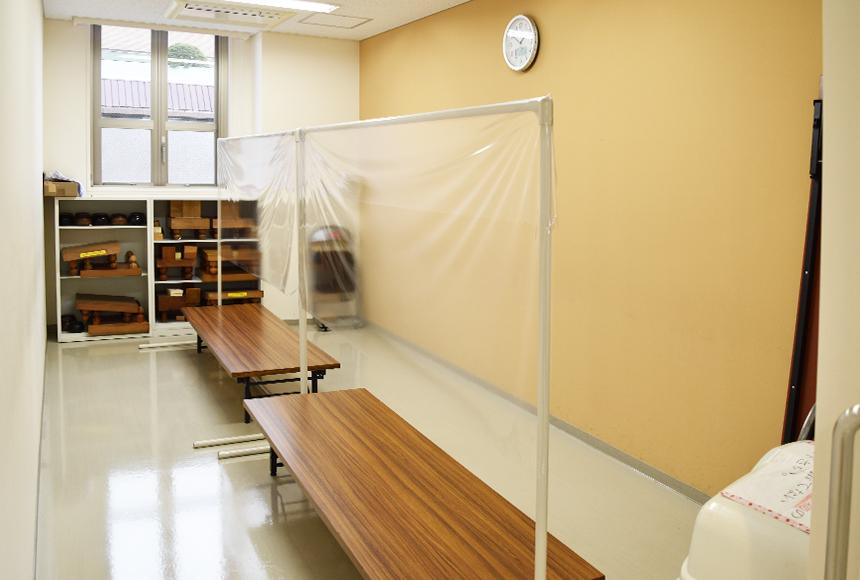 忠岡町総合福祉センター : 教養講座室 : Image Gallery01