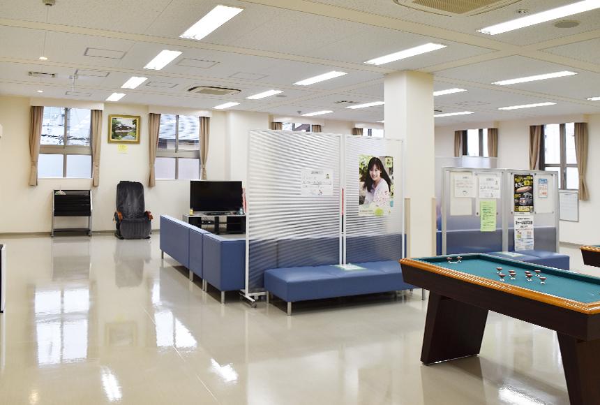 忠岡町総合福祉センター : 多目的ホール : Image Gallery05