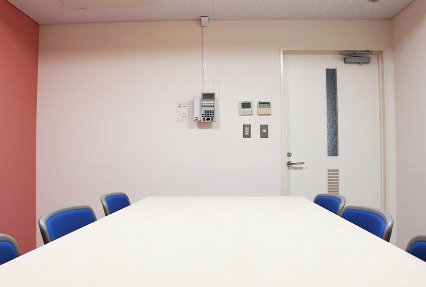 忠岡町総合福祉センター : 小会議室 : Image Gallery02