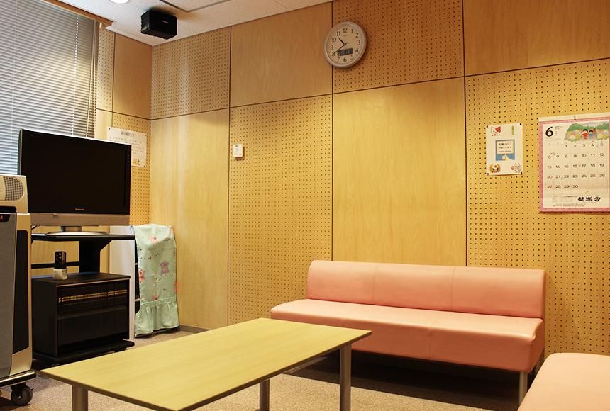 忠岡町 総合福祉センター : 娯楽室