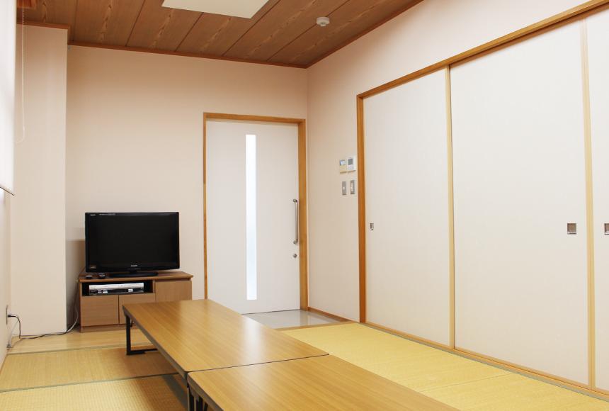 忠岡町総合福祉センター : 和室「さつき」 : Image Gallery02