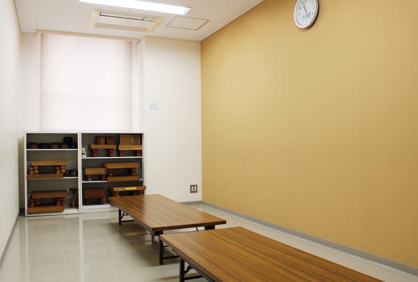忠岡町 総合福祉センター : 教養講座室