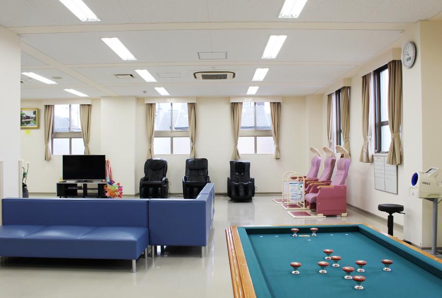 忠岡町総合福祉センター : 多目的ホール : Image Gallery02